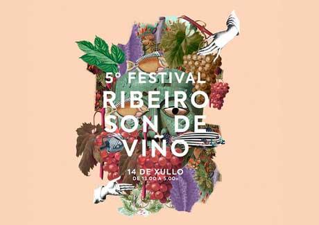 Tecnovino eventos vitivinicolas Festival Ribeiro Son do Vino