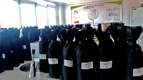 Tecnovino mejores vinos Airen concurso Airen por el Mundo