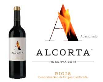 Tecnovino vinos Alcorta Apasionado
