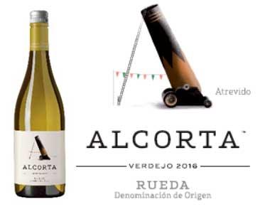 Tecnovino vinos Alcorta Atrevido