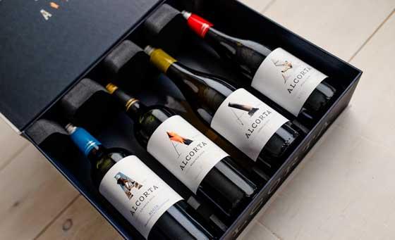 Tecnovino vinos Alcorta gama