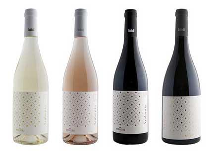 Tecnovino vinos de Bodegas Murviedro Audentia