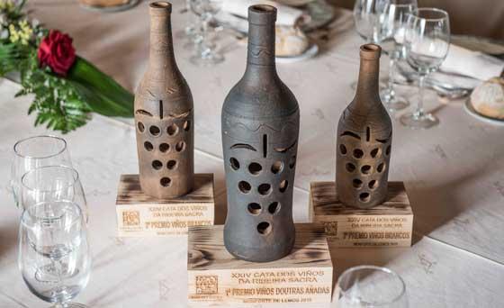 Tecnovino vinos de Ribeira Sacra premios 2018 1