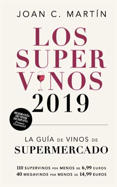 Tecnovino guia de vinos Los supervinos 2019