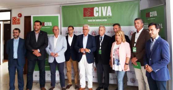Tecnovino Congreso Internacional del Vino en Andalucia