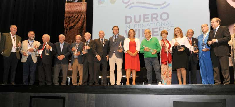 Tecnovino Duero International Wine Fest Homenaje
