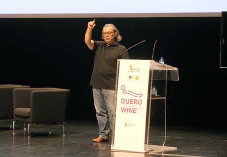 Tecnovino Duero International Wine Fest Luis Gutierrez