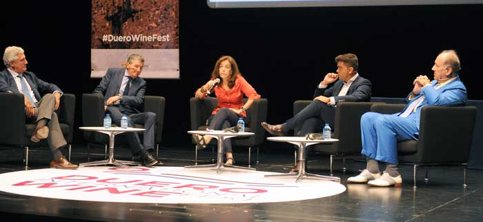 Tecnovino Duero International Wine Fest marca de vino debate