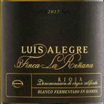 Llega Finca La Reñana Viura 2017, un vino blanco largo y muy sabroso