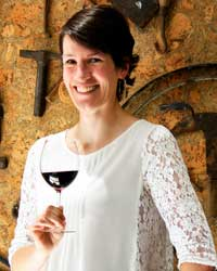 Tecnovino Masters of Wine Barbara Drew