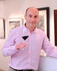 Tecnovino Masters of Wine Tim Triptree