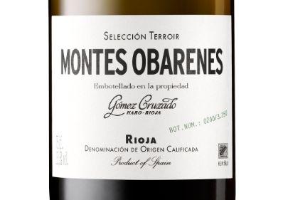 Tecnovino Montes Obarenes Selección Terroir 2015