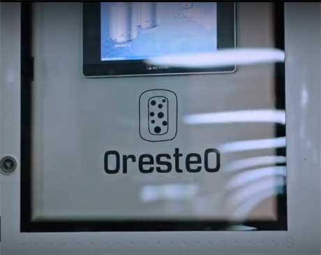 Tecnovino Vinitech Sifel 2018 Intranox Oresteo