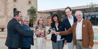 Familia Torres inaugura y estrena la bodega destinada a elaborar el vino Purgatori