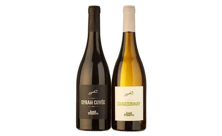 Tecnovino vinos Jose Pizarro Huerta de Albala