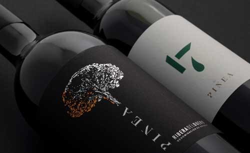 Tecnovino vinos PInea Ribera del Duero