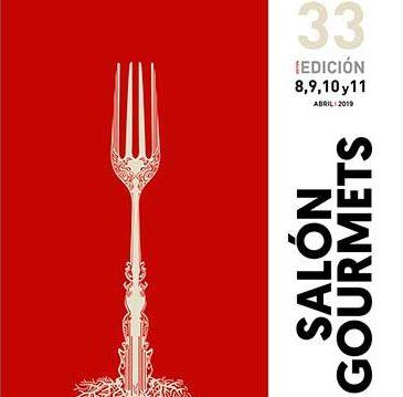 Tecnovino 33 Salon Gourmets