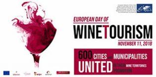 A las puertas del Día Europeo del Enoturismo: será el 11 de noviembre