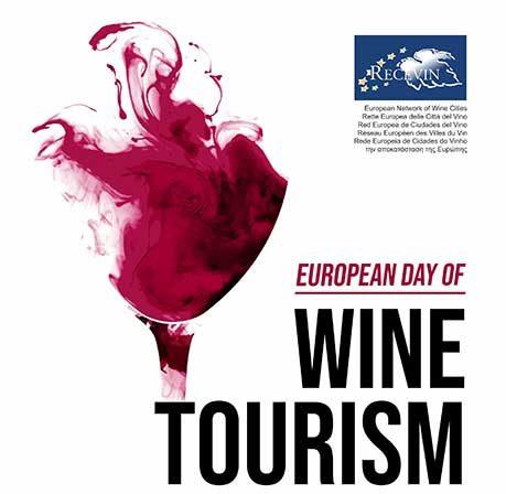 Tecnovino Dia Europeo del Enoturismo 2018 cartel