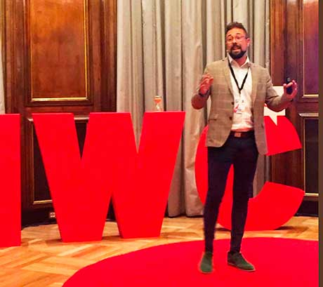 Tecnovino IWC Talks reflexiones sobre el vino Fernando Mora Master of Wine