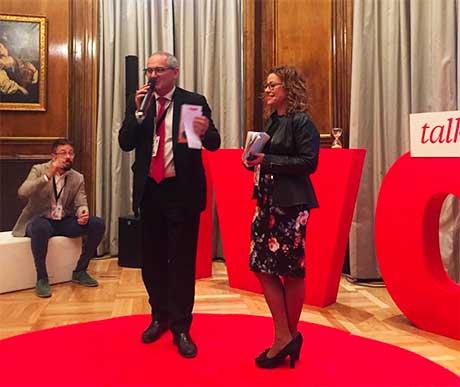 Tecnovino IWC Talks reflexiones sobre el vino Masters of Wine