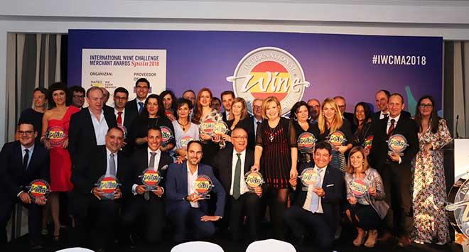 Tecnovino International Wine Challenge Merchant Awards Spain 2018