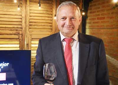 Tecnovino Interprofesional del Vino de Espana Angel Villafranca