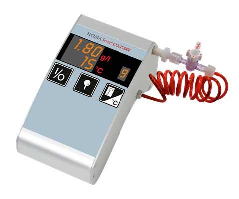 Tecnovino analizadores enologicos NomaSense CO2