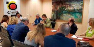 Turespaña y la AEE se reúnen en busca de nuevas estrategias para el enoturismo de España