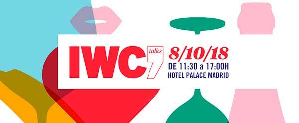 Tecnovino eventos y ferias vitivinicolas IWC Talks