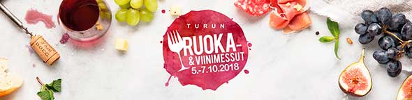 Tecnovino eventos y ferias vitivinicolas Turku Food and Wine