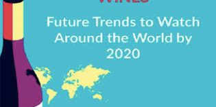 Tendencias en el mundo del vino hasta 2020