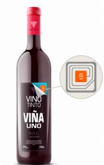 Tecnovino soluciones de etiquetado de Toshiba actividad vitivinicola etiquetas RFID