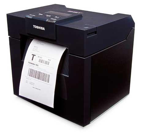 Tecnovino soluciones de etiquetado de Toshiba actividad vitivinicola impresora doble cara