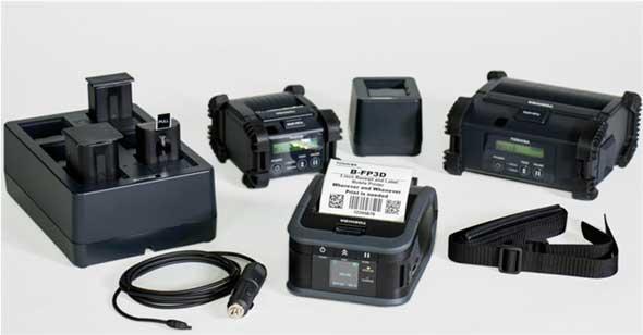 Tecnovino soluciones de etiquetado de Toshiba actividad vitivinicola impresoras portatiles