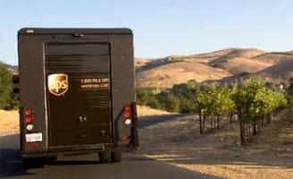 Tecnovino viaje de una botella de vino UPS 328x200