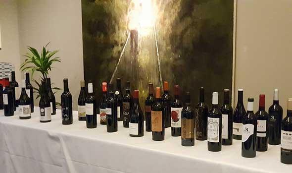 Tecnovino vinos de Abra cata