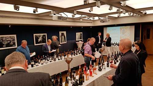 Tecnovino vinos de Utiel Requena Londres