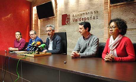 Tecnovino presentación de la Asociación Ruta del Vino de Valdepeñas