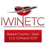 Álava acogerá el Congreso Internacional de Enoturismo (IWINETC) en 2019