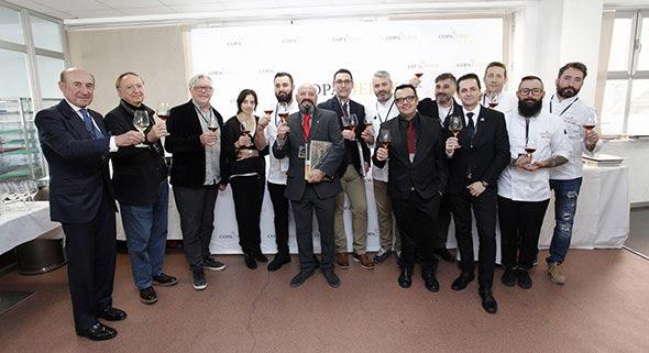 Tecnovino Copa Jerez 2019 representacion España concursantes