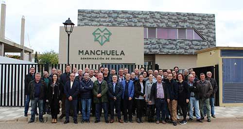 Tecnovino Denominacion de Origen Manchuela presentacion marca