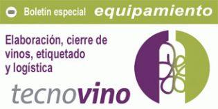 Especial equipamiento para bodegas: elaboración, cierre de vinos, etiquetado y logística