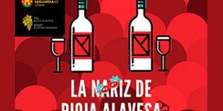 """El concurso """"La Nariz de Rioja Alavesa"""" busca de nuevo el mejor olfato amateur"""