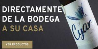 Nueva tienda online de Matarromera: directamente de la bodega a su domicilio en 24 horas