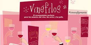 Vinéfilos, la campaña y concurso de OIVE para los amantes del vino, el cine y las series