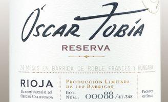 Tecnovino Oscar Tobia Reserva 2014