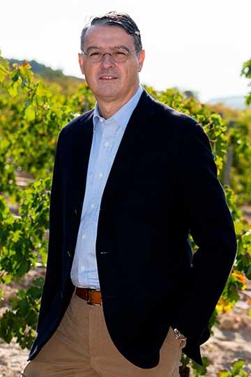 Pau Roca director general de la Organización Internacional de la Viña y el Vino