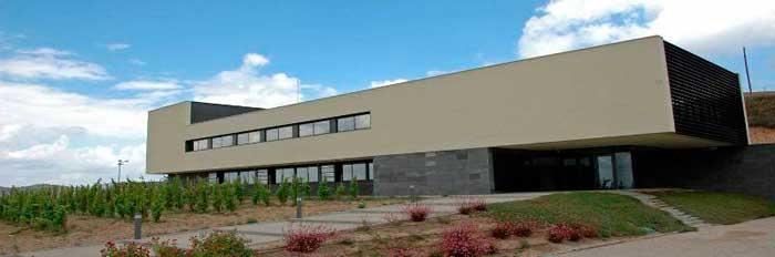 Tecnovino VITEC acreditacion UNE EN ISO 17025 edificio
