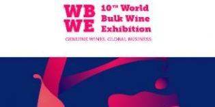 La World Bulk Wine Exhibition, la cita del vino a granel, ha celebrado su edición más internacional